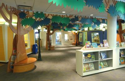 Children S Libraries On Pinterest Public Libraries