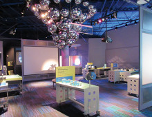 Sensations Studio at The DoSeum