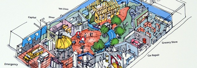 Our Latest: Interactive, child-friendly city planned for Clay Center, West Virginia